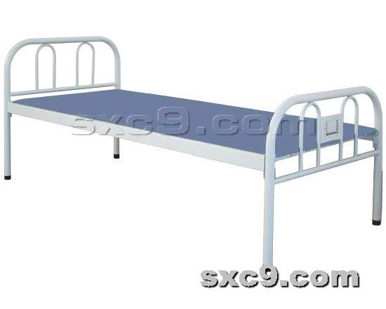 上下床网提供生产职工单人床厂家
