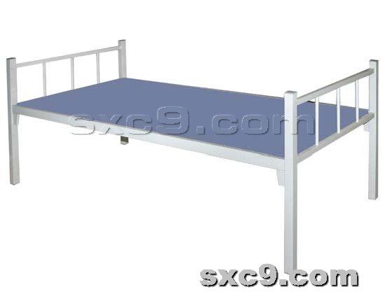 上下床网提供生产新式单人床厂家