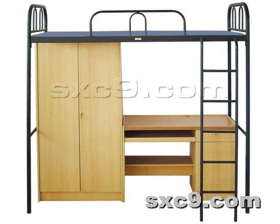 上下床网提供生产北京环保公寓床厂家