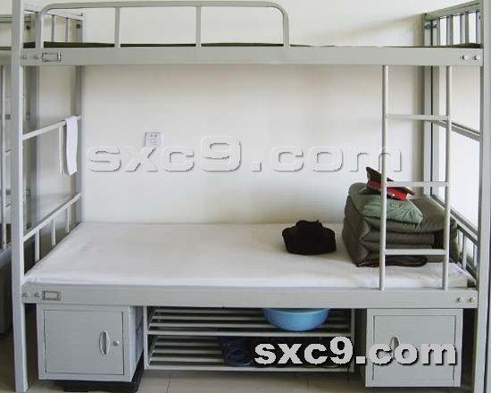 上下床网提供生产环保军用床厂家