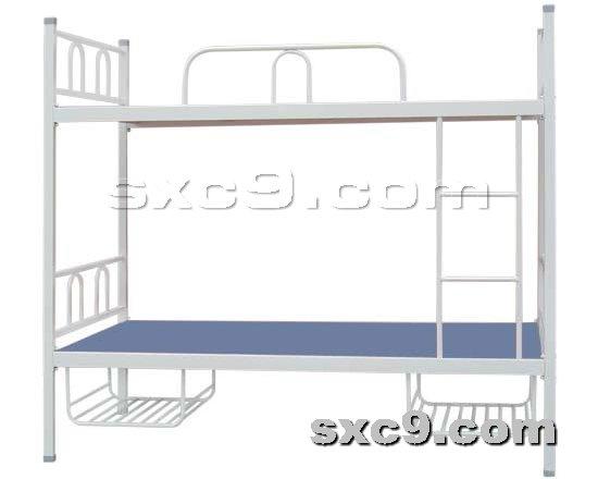 上下床网提供生产钢制上下床厂家