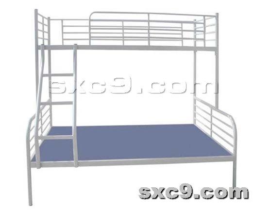 上下床网提供生产钢制学生床厂家