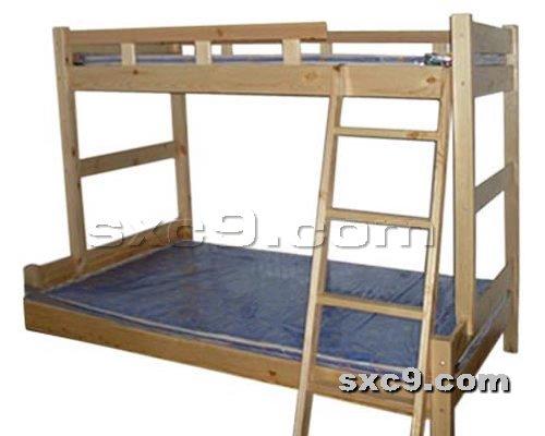 上下床网提供生产实木上下床厂家