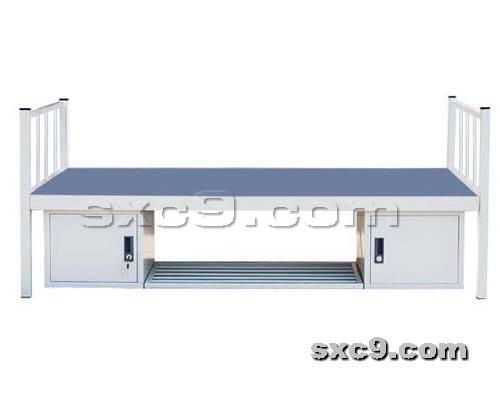 上下床网提供生产新款单人床厂家