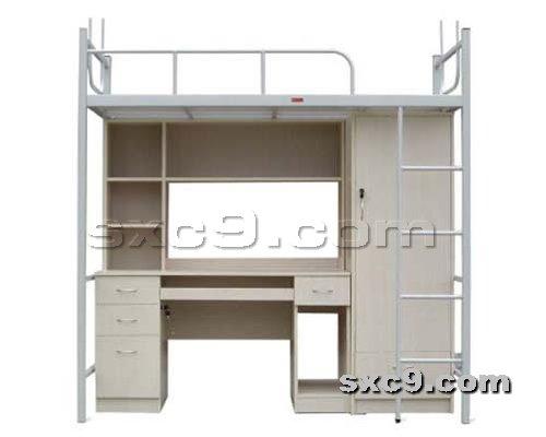 上下床网提供生产大学公寓床厂家