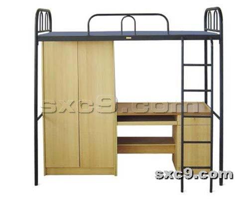 上下床网提供生产大学生公寓床厂家