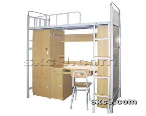 上下床网提供生产公寓用床厂家