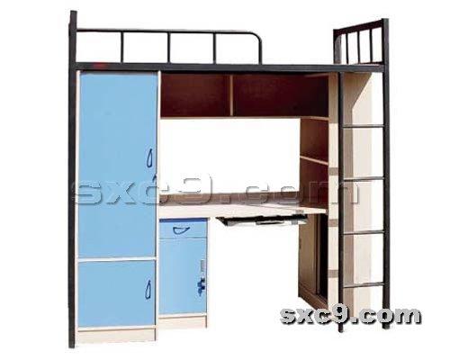 上下床网提供生产豪华公寓床厂家