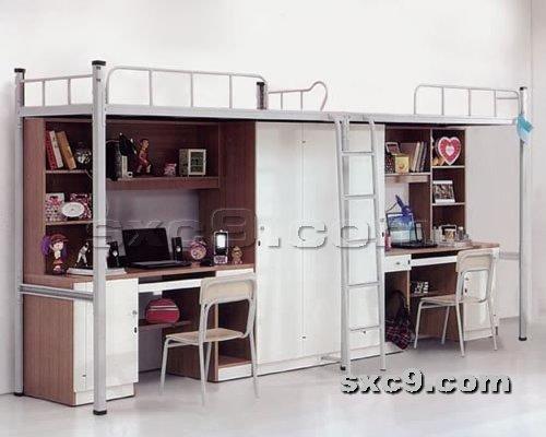 上下床网提供生产上下公寓床厂家