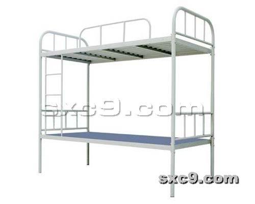 上下床网提供生产学生双人床厂家