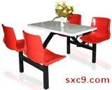 天津快餐桌椅