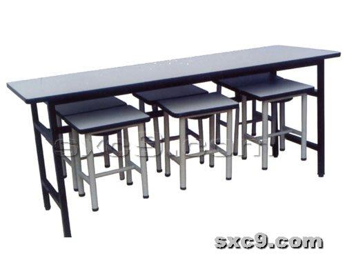 上下床网提供生产食堂餐桌椅厂家