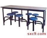 玻璃钢餐桌椅
