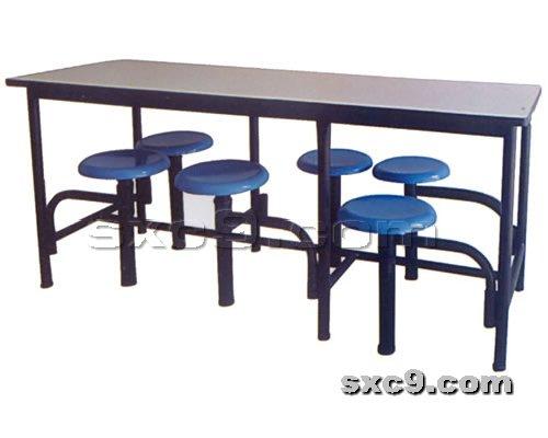 上下床网提供生产玻璃钢餐桌椅厂家