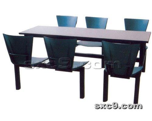上下床网提供生产新式餐桌椅厂家