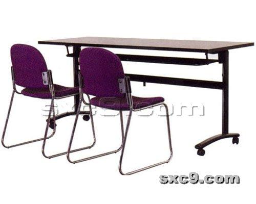 上下床网提供生产教学课桌椅厂家